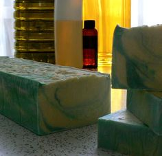 Shanghai Lil and the Scarlet Fez - Spearmint Soap