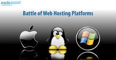 Battle of #WebHostingPlatforms – #Mac Vs #Linux Vs #Windows
