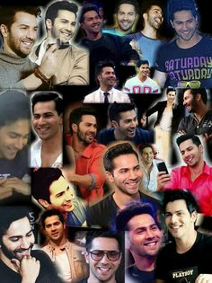 Favourite hero of Lucky Khatri Alia And Varun, Varun Dhawan, 2 Movie, Love You More Than, Bollywood Actors, My Crush, Favorite Person, Bae, Handsome
