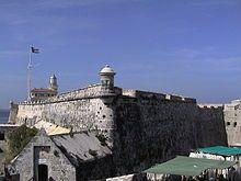 Cuba - Castillo del Morro (1589).