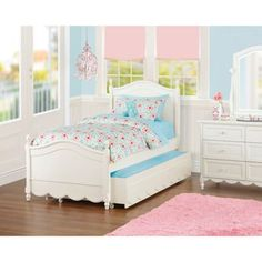Cafekid Rachel Twin Trundle Bed $699 delivered