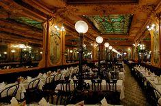 Paris - Julien Restaurant interior by S Walker, via Flickr