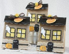 Haunted House goodie bags