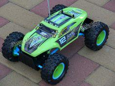 rc rock crawler | rock crawler extreme green 4x4 suspension radio control model the rock ...
