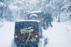 Read about the Top Ten Winter Jeep Trails in this article by JP Magazine.