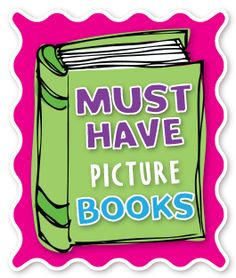 the teacher wife: must have picture books {linky}.  We'd love for you to share your favorites on our LOVE BOOKS board too!  http://theeducatorsspinonit.blogspot.com/p/love-books.html