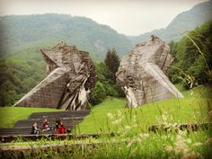 #Tjentiste #Sutjeska #monument #spomenik