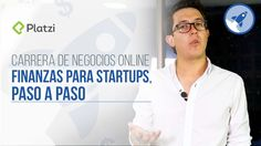 ¿Cómo financiar mi Startup?