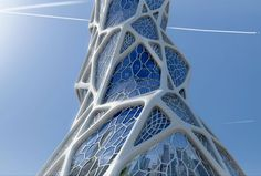 BIONIC TOWER by LAVA Architects