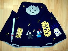 Starwars-coat for the little one <3 #starwars #sternenzauber