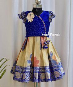 Baby Frock Pattern, Frock Patterns, Kids Dress Patterns, Girls Designer Dresses, Designer Kids Clothes, Dresses Kids Girl, Baby Frocks Designs, Kids Frocks Design, Kids Dress Wear