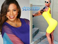 Put On Blast: Sheryl Lee Ralph Accuses Amber Rose Of Getting Silicon Azz Shots And Shows Proof!