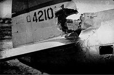 USAAF 44 21014 P 47D Thunderbolt 9AF 12AF 57FG65FS Fighting Cocks 65 Duration Dotty