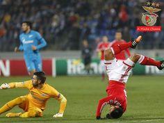 A Minha Chama: LC 5ª J: Zénit 1 Sport Lisboa e Benfica 0