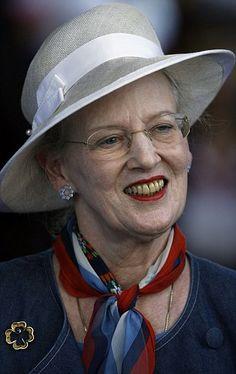 Ruler: Danish queen Margrethe II.