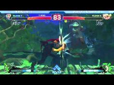 Evo 2011 Top 8 Super Street Fighter 4 AE: WolfKrone (C. Viper) vs Kindevu (Yun) #SSF4