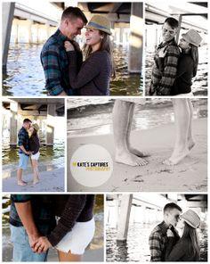 Destin Engagement Session | Kate's Captures Photography 2013