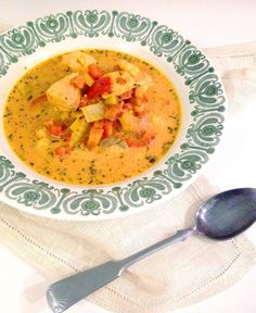 BOUILLABAISSE Thai Red Curry, About Me Blog, Ethnic Recipes, Food, Essen, Meals, Yemek, Eten
