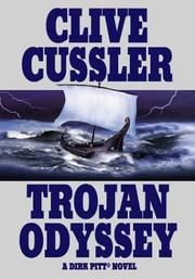 Trojan Odyssey by Clive Cussler Hardcover) 17 Dirk Pitt Series / Ed. Good Books, Books To Read, My Books, Reading Books, Clive Cussler Books, Bad Storms, Amazon Shares, Open Library, Pitta