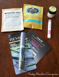 Beauty Box 5 Monthly Subscription Box - June 2014
