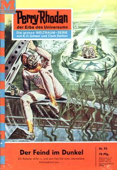 Perry Rhodan English Summaries