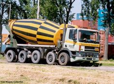 DAF GINAF of Holland