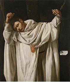 Francisco de Zurbarán. San Serapio, 1628 - Las mejores exposiciones de pintura de 2015 - 20minutos.es