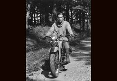Bill Davidson, Jr. wins the Jack Pine endurance contest with 997 points of 1,000. All individual class winners are riding Harley-Davidson motorcycles. | Harley-Davidson 1930