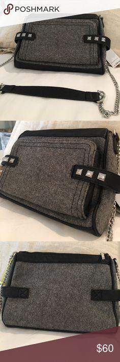 🎉Sale🎉BCBGeneration Purse NWT BCBGeneration Purse NWT Bag Height (Inches): 8 Inches Bag Width (Inches): 10 Inches Bag Depth (Inches): 2 Inches Strap Drop (Inches): 21 Inches BCBGeneration Bags Shoulder Bags
