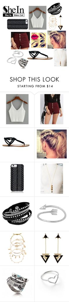 """""""Untitled #374"""" by rachiekitten ❤ liked on Polyvore featuring Refuge, Sole Society, Savannah Hayes, Midsummer Star, Accessorize, Hanut Singh and Jordan Askill"""