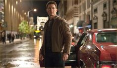 Tom Cruise y Jack Reacher en Nunca es tarde