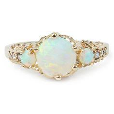 ManiaMania Opal Ceremonial Ring - BestProducts.com