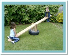 easy but good project for older boys to build...younger kids to use!