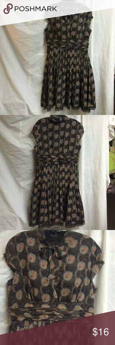 Chadwick Collection dress size 14 Chadwick Collection size 14 100% polyester  fully lined with lace hem Chadwicks Dresses
