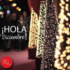 Hola Diciembre - Comunidad Talk Ecuador