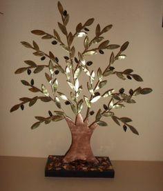 Olive Tree, Handmade Home, Crete, Metallica, Decoupage, Plants, How To Make, Diy, Inspiration