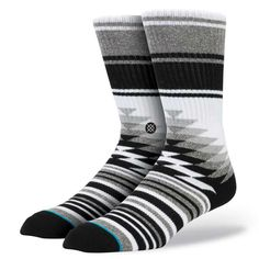 #FashionVault #stance #Men #Accessories - Check this : Stance Lariato GRY S/M CLASSIC CREW Socks for $ USD