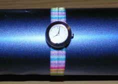 Foldover Elastic Watchband
