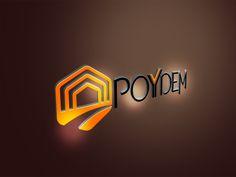 Poydem Mimarlık Logo Tasarım http://grafik15.com/calismalar/poydem-mimarlik-logo-tasarim/