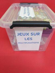 Les ceintures de compétences- multiplications - manipulation – Tablettes & Pirouettes