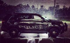 "Houston Police Department ""Ghost"" Interceptor SUV"