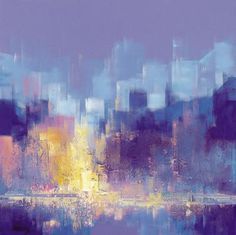 Manhattan II Art Print by Claudio Lami at Art.com