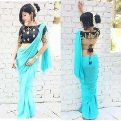 #sareelove#saree#blouse#blousepattern#beautiful