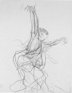 John Singer Sargent's Two Studies for El Jaleo