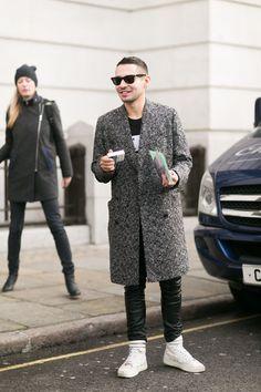 sharp coat