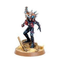 Culexus Assassin #40k #wh40k #warhammer40k #40000 #wh40000 #warhammer40000 #culexus #assassin #gamesworkshop #wellofeternity #miniatures #wargaming #hobby