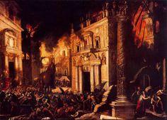 An Unsung Hero or Traitor? http://luccav.com/2014/05/02/an-unsung-hero-or-traitor/ Destruction of Troy (1634) Francisco Collantes Prado Museum Wikipedia