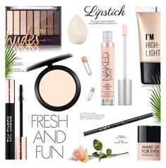 """""""Pucker Up: Spring Lips"""" by sans-moderation ❤ liked on Polyvore featuring beauty, Urban Decay, Yves Saint Laurent, Charlotte Russe, MAKE UP FOR EVER, MAC Cosmetics, Christian Dior, Forever 21 and Mara Hotung"""