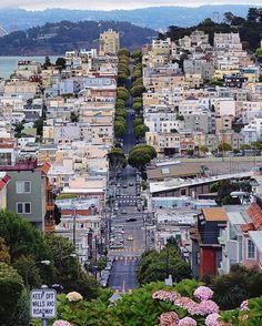 San Francisco by @sfbucketlist #sanfrancisco #sf