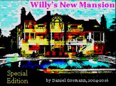 Willy's New Mansion - Special Edition [Sinclair ZX Spectrum] - Jungsis Corner